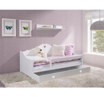 Vaikiška lova-sofa Amore, provanso stiliaus