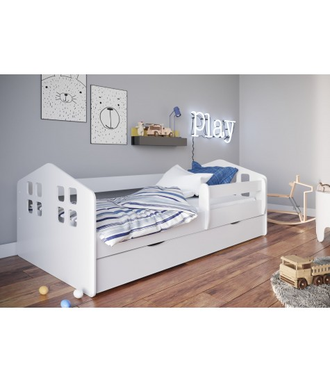 Vaikiška lova ami - namelis - vaiko kambario baldai, vaikiskos lovos, lovos vaikams, vaikiskos lovytes, dviaukste lova