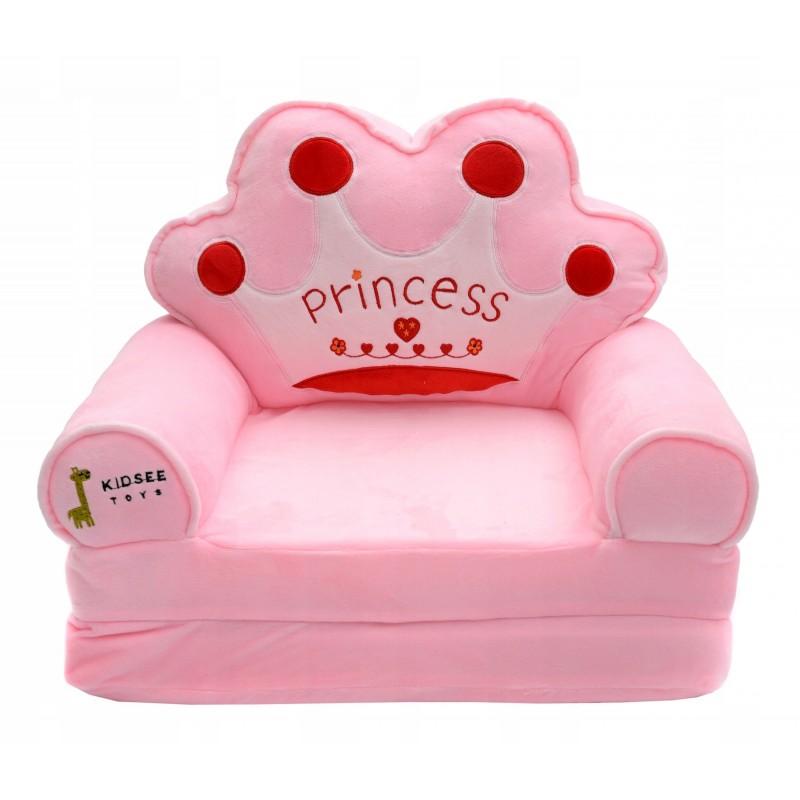 Minkštas fotelis Princess