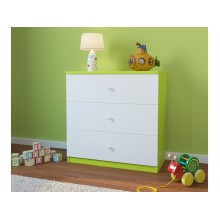 Child chest of drawers